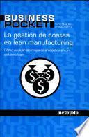 Libro de La Gestión De Costes En Lean Manufacturing