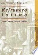 Libro de Refranero Latino