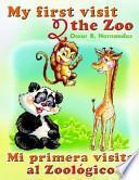 Libro de Mi Primera Visita Al Zoológico