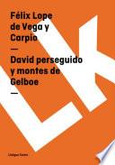 Libro de David Perseguido Y Montes De Gelboe