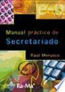 Libro de Manual Práctico De Secretariado
