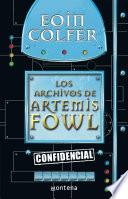Libro de Los Archivos De Artemis Fowl