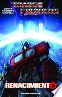 Libro de Transformers: Renacimiento