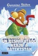 Libro de Un Disparatado Viaje A Ratikistán