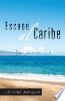 Libro de Escape Al Caribe