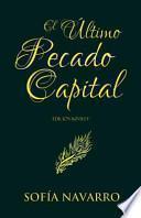 Libro de El Ultimo Pecado Capital