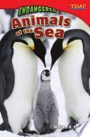 Libro de Animales Del Mar En Peligro (endangered Animals Of The Sea)