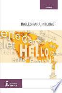 Libro de Inglés Para Internet