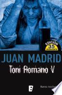 Libro de Toni Romano V. Bares Nocturnos