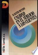 Libro de Calidad En El Servicio A Los Clientes