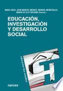 Libro de Educación, Investigación Y Desarrollo Social