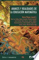 Libro de Avances Y Realidades De La Educación Matemática