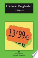 Libro de 13,99 Euros
