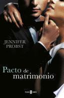 Libro de Pacto De Matrimonio (casarse Con Un Millonario 4)