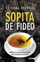 Libro de Sopita De Fideo