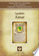 Libro de Apellido Aznar