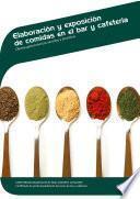 Libro de Elaboración Y Exposición De Comidas En El Bar Y Cafetería