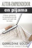 Libro de Autor Emprendedor En Pijama