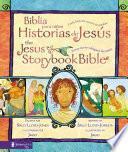 Libro de Biblia Para Niños, Historias De Jesús / The Jesus Storybook Bible