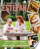 Libro de La Cocina De Los Estefan