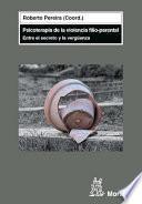 Libro de Psicoterapia De La Violencia Filio Parental