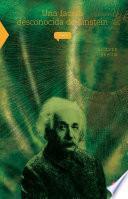 Libro de Una Faceta Desconocida De Einstein