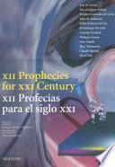 Libro de Xii Profecías Para El Siglo Xxi