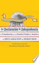 Libro de Los Tres Documentos Que Hicieron América