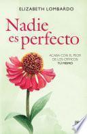 Libro de Nadie Es Perfecto
