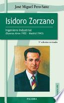 Libro de Isidoro Zorzano