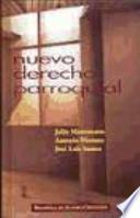 Libro de Nuevo Derecho Parroquial