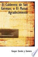Libro de El Calderero De San German; O El Mutuo Agradecimiento
