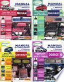 Libro de Manual De Computadoras Y Módulos Automotrices