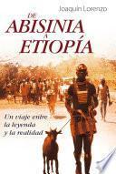 Libro de De Abisinia A Etiopía.