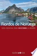Libro de Noruega. Los Fiordos Del Norte