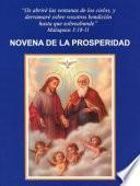 Libro de Novena De La Prosperidad