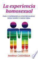 Libro de La Experiencia Homosexual
