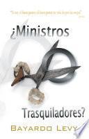 Libro de ¿ministros O Trasquiladores?
