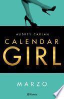 Libro de Calendar Girl. Marzo