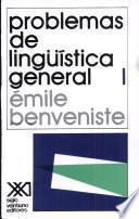 Libro de Problemas De Lingüística General