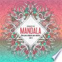 Libro de Mandala Libro Para Colorear Para Adultos 3 & 4