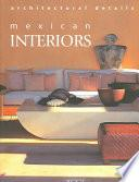 Libro de Interiores Mexicanos