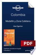 Libro de Colombia 3. Medellín Y Zona Cafetera