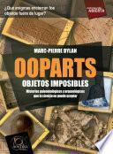 Libro de Ooparts. Objetos Imposibles