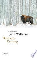 Libro de Butcher S Crossing