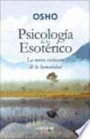 Libro de Psicología De Lo Esotérico