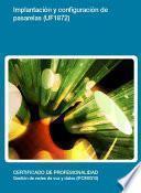 Libro de Uf1872   Implantación Y Configuración De Pasarelas