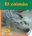 Libro de El Caimán