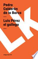 Libro de Luis Pérez El Gallego