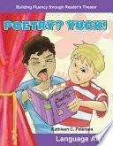 Libro de ¿poesía? ¡qué Horror! (poetry? Yuck!)
